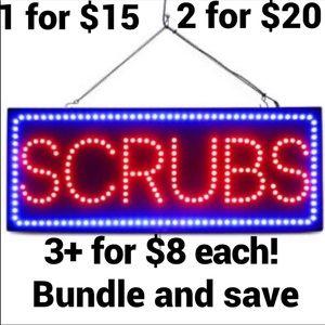 Dakota Scrubs Tops - 1 for $15, 2 for $20, or 3+ for $8 each! ‼️🩺‼️